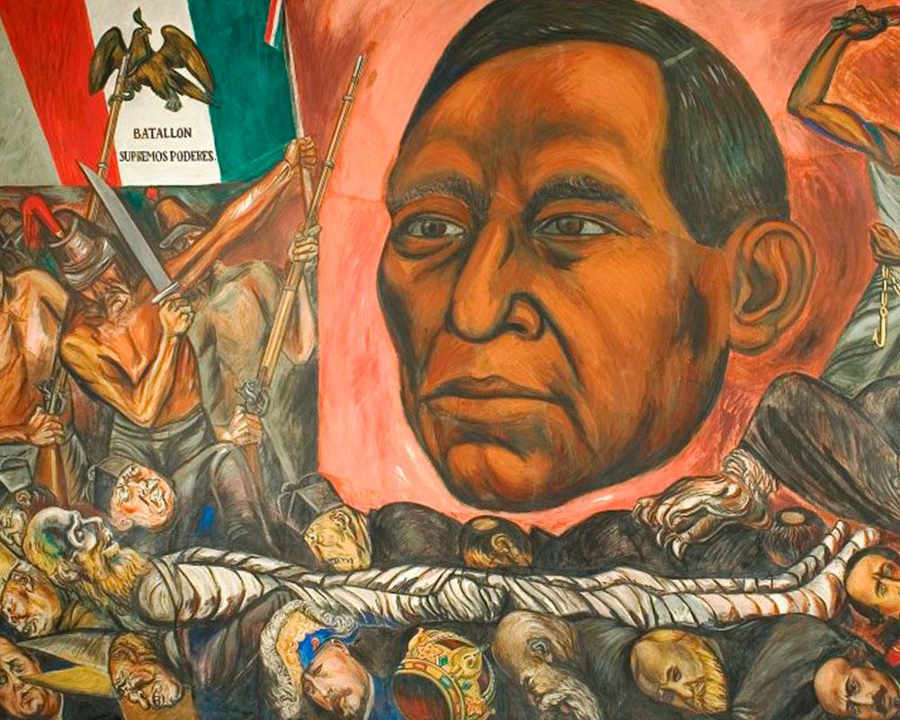 Imagen El buen ciudadano: Benito Juárez (1806-2006)